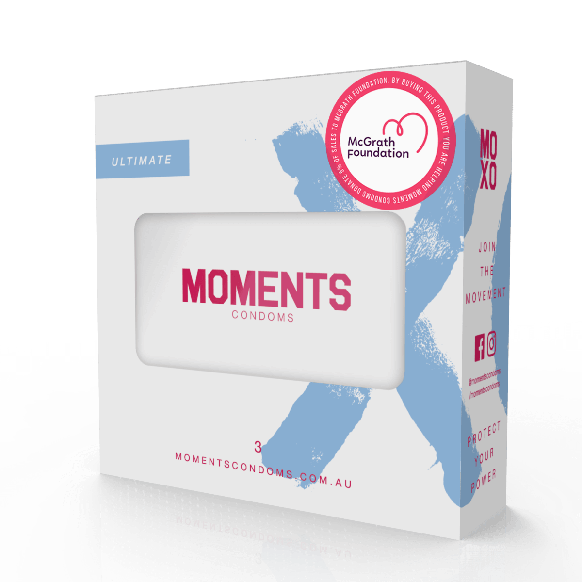Moments Ultimate Tin