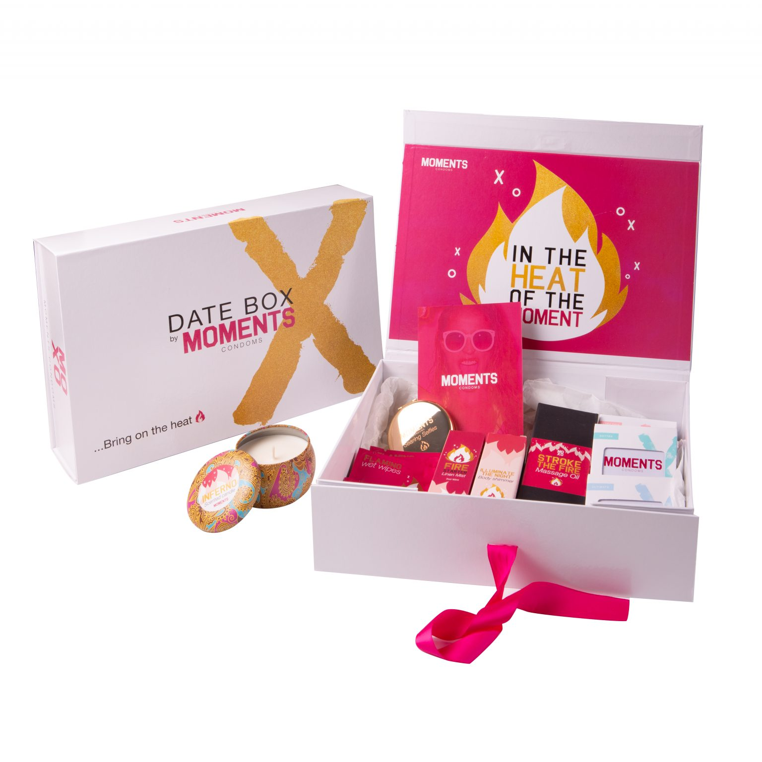 Moments Date Box